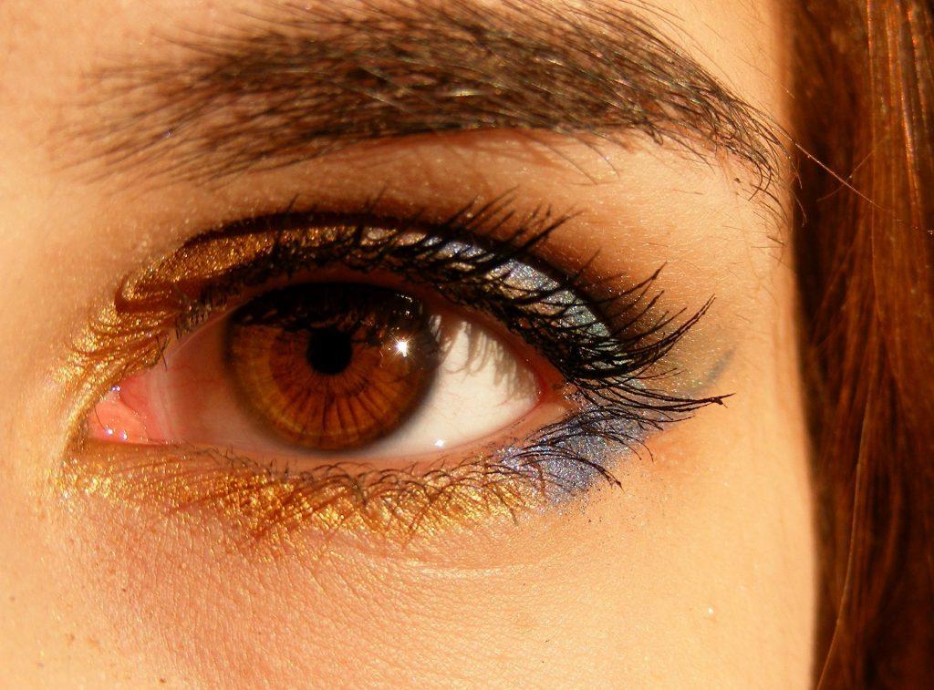 Perdu dans tes yeux